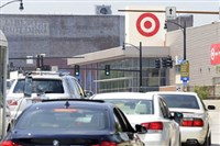 The Target store on Penn Avenue in East Liberty.