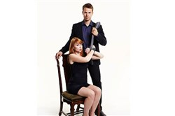 """Spank! The Fifty Shades Parody"" gets naughty and nice at the Byham Theater."