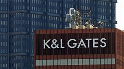 K&L Gates said it is in the process of shutting down its Anchorage, Alaska, office.