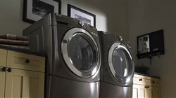 Unless Peter McKay can fix his old washer, a Maytag Performance Series Oxide washer and a new laundry room may be in his future.