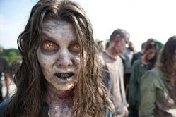 """The Walking Dead,"" based on the comic book series, is a hit on AMC."