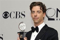 "Fox Chapel native and Tony winner Christian Borle will be  featured on ""Broadway at the White House,"" airing Thursday night on TLC."