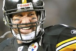 Ben Roethlisberger isn't willing to say so, but even without as many Super Bowl victories as Terry Bradshaw, Big Ben is the best to ever play quarterback in a Steelers uniform.