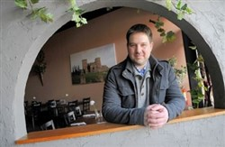 Gonzalo Cembrero plans to open Pallantia Tapas y Paella in Shadyside in May.