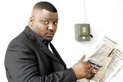 Aries Spears will perform at the Pittsburgh Improv this weekend.