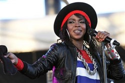 Lauryn Hill will perform at Heinz Hall in January.