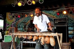 Mathew Tembo will perform at Carnegie Library of Pittsburgh in Oakland as part of RADical Days.