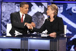 Pennsylvania had a moment in the political sun in the 2008 election cycle, when the primary calendar and the protracted Democratic battle between then-Sens. Barack Obama and Hillary Clinton gave the state roughly six weeks of national attention undiluted by other states' contests.