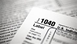 The number of returns received by the IRS was off 8.5 percent from Jan. 23 through March 3.