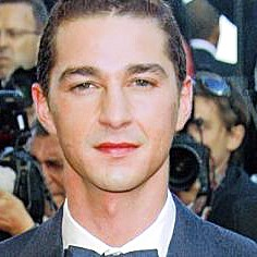 Shia LaBeouf Shia LaBeouf on the red carpet.