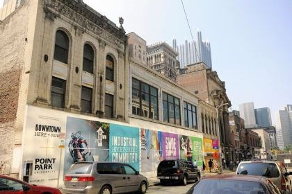 "Point Park University has pledged to Mayor Bill Peduto that it will ""incorporate"" three turn-of-the-century Forbes Avenue facades into the design of the new Pittsburgh Playhouse i"