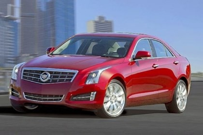2013 Cadillac ATS The all-new 2013 Cadillac ATS takes over the smallest spot in the U.S. luxury automaker's lineup. Its angled body is typical Cadillac and its road manners and performance are as well.