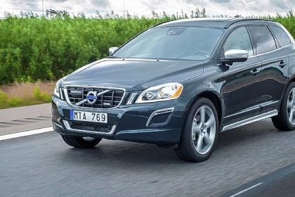2013 Volvo XC60 The 2013 Volvo XC60 certainly fits the manly bill required of today's crossovers.