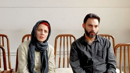 "'A Separation' Leila Hatami as Simin and Peyman Moadi as Nader in ""A Separation."""