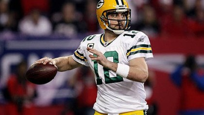 Aaron Rodgers The Packers' Aaron Rodgers has come into his own after three years in Brett Favre's shadow.