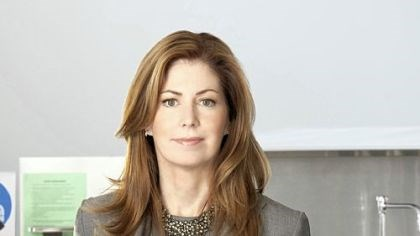 "ABC's fall lineup Dana Delany stars in ""Body of Proof,"" scheduled for Fridays."