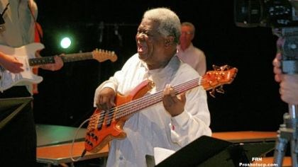 Abraham Laboriel Abraham Laboriel -- Returns again for Jazz Seminar.