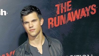 "Actor Taylor Lautner Taylor Lautner arrives at a premiere in Los Angeles. The actor from the wildly popular ""Twilight"" series will film the movie ""Abduction"" in Pittsburgh."