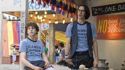 adventureland movie review A description of tropes appearing in adventureland  not a box office smash, this  2009 film received good reviews and gained a respectable fan following.