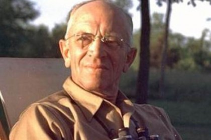 "Aldo Leopold Aldo Leopold: ""Like winds and sunsets, wild things were taken for granted until progress began to do away with them. Now we face the question whether a still higher 'standard of living' is worth its cost in things natural, wild and free."""