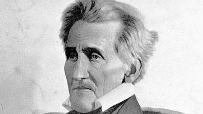 Andrew Jackson President Andrew Jackson, shown in an undated portrait, continues to fascinate historians.