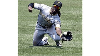 Andrew McCutchen Center fielder Andrew McCutchen and Joel Hannrahan will represent the National League in this year's All-Star game.