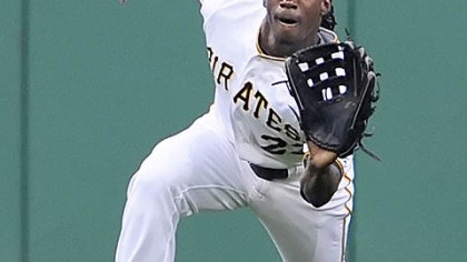 Andrew McCutchen Biggest boost: Pirates outfielder Andrew McCutchen