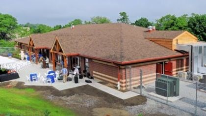 Animal Care Center The Animal Care Center at the Pittsburgh Zoo & PPG Aquarium opened Tuesday.