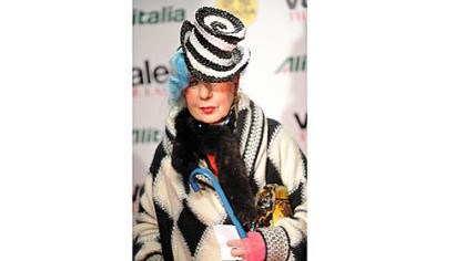 Anna Piaggi Famed fashion writer Anna Piaggi died last week at her home in Milan. She was 81.