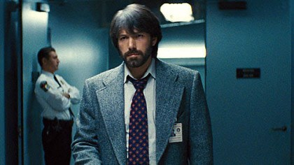 "argo Ben Affleck directs and stars as CIA operative Tony Mendez in ""Argo,"" based on a true story."