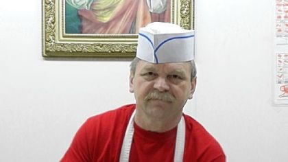At Steve's Meat Market At Steve's Meat Market, butcher Stanley Dul is originally from Rzeszow, in southeast Poland.