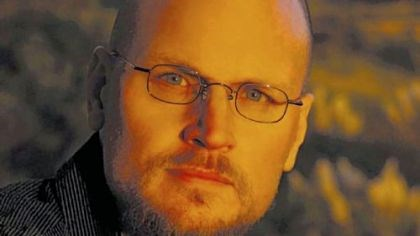 "Augusten Burroughs Author Augusten Burroughs, the author of ""Running With Scissors,"" is back with another memoir, ""A Wolf at the Table."""