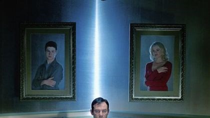 "'Awake' In the new series ""Awake,"" Jason Isaacs, center, stars as a police detective living out what seems to be two realities: one in which his son, portrayed by Dylan Minnette, has died and the other, in which his wife, played by Laura Allen, has died."