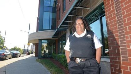 Barbara Strothers Barbara Strothers, owner of Grace Security LLC, is applying for a grant through Urban Innovation21.
