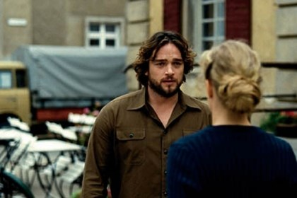 "'Barbara' Ronald Zehrfeld and Nina Hoss portray doctors in East Germany before the fall of the Berlin Wall in ""Barbara."""