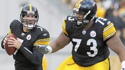 Ben Roethlisberger It's possible after tonight's game that the Steelers could have an elite offense with quarterback Ben Roethlisberger throwing for more than 3,000 yards.