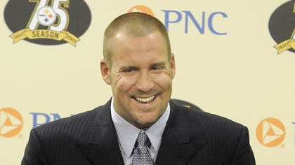 Ben Roethlisberger Ben Roethlisberger signed a contract yesterday that will pay him $102 million over eight seasons.