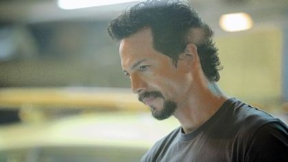 "Benjamin Bratt in 'The Cleaner' Benjamin Bratt replaces one fix with another in ""The Cleaner."""