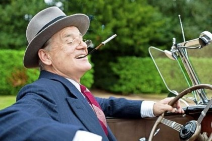 "Bill Murray as FDR Bill Murray stars as Franklin D. Roosevelt in ""Hyde Park on Hudson."""