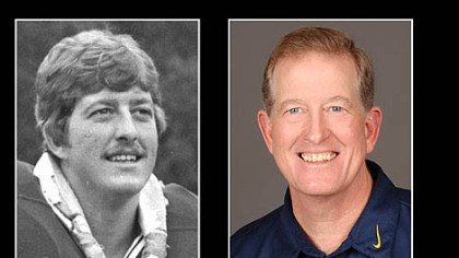 Bill Stewart West Virginia's Bill Stewart: Now and then.