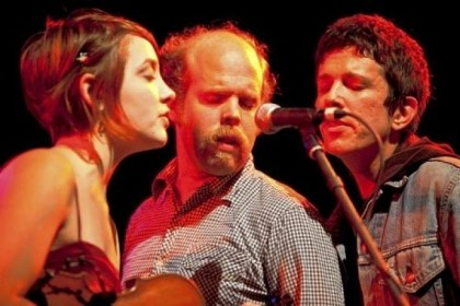 "Bonnie 'Prince' Billy Cheyenne Mize, Bonnie ""Prince"" Billy and Emmett Kelly will perform together Saturday night at Carnegie Lecture Hall."