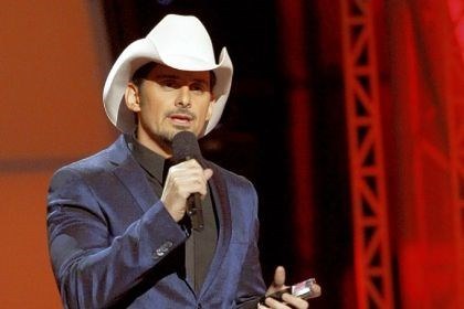 Brad Paisley Brad Paisley will perform May 17 at the First Niagara Pavilion.
