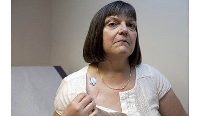 Brenda Werner Brenda Werner, of Tyrone, Pa., is part of the CardioFit system clinical trial at Allegheny General Hospital. Ms. Werner is the first person to participate in the program.