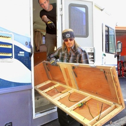 "Bret Michaels ""Rock My RV With Bret Michaels"" has the Butler native taking a hands-on approach to hosting Travel Channel's new reality show, which debuts at 9 p.m. Sunday."