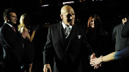 Brunno Sammartino Wrestling legend Bruno Sammartino received the Lifetime Achievement Award at the 74th annual Dapper Dan Dinner at the Petersen Events Center, Thursday.