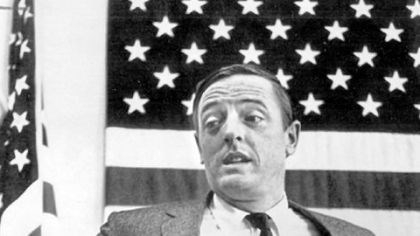 Buckley in 1979 William F. Buckley Jr. in 1979.