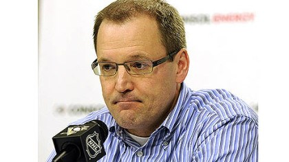 bylsma Penguins coach Dan Bylsma talks about the end of the team's 2011-2012 season.
