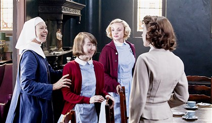 "'Call the Midwife' In episode one of ""Call the Midwife,"" Sister Julienne, Cynthia Miller and Trixie Franklin welcome Jenny Lee to Nonnatus House. PBS has announced that the drama will return for its second season March 31. A Christmas episode of the show will air at 7:30 p.m. Dec. 30 on WQED-TV."