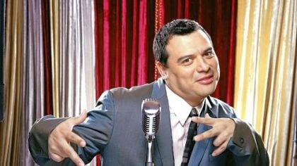 Carlos Mencia Carlos Mencia offers a piece of his mind at Heinz Hall Saturday night.