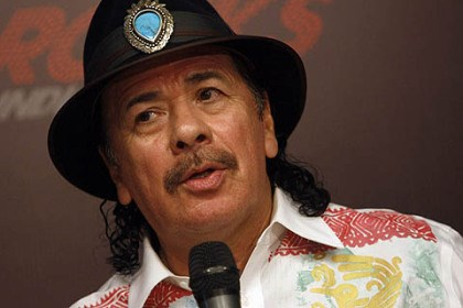"Carlos Santana Carlos Santana is among four musicians -- ""Piano Man"" Billy Joel, jazz artist Herbie Hancock and opera star Martina Arroyo are the others -- who will receive 2013 Kennedy Center Honors in December."